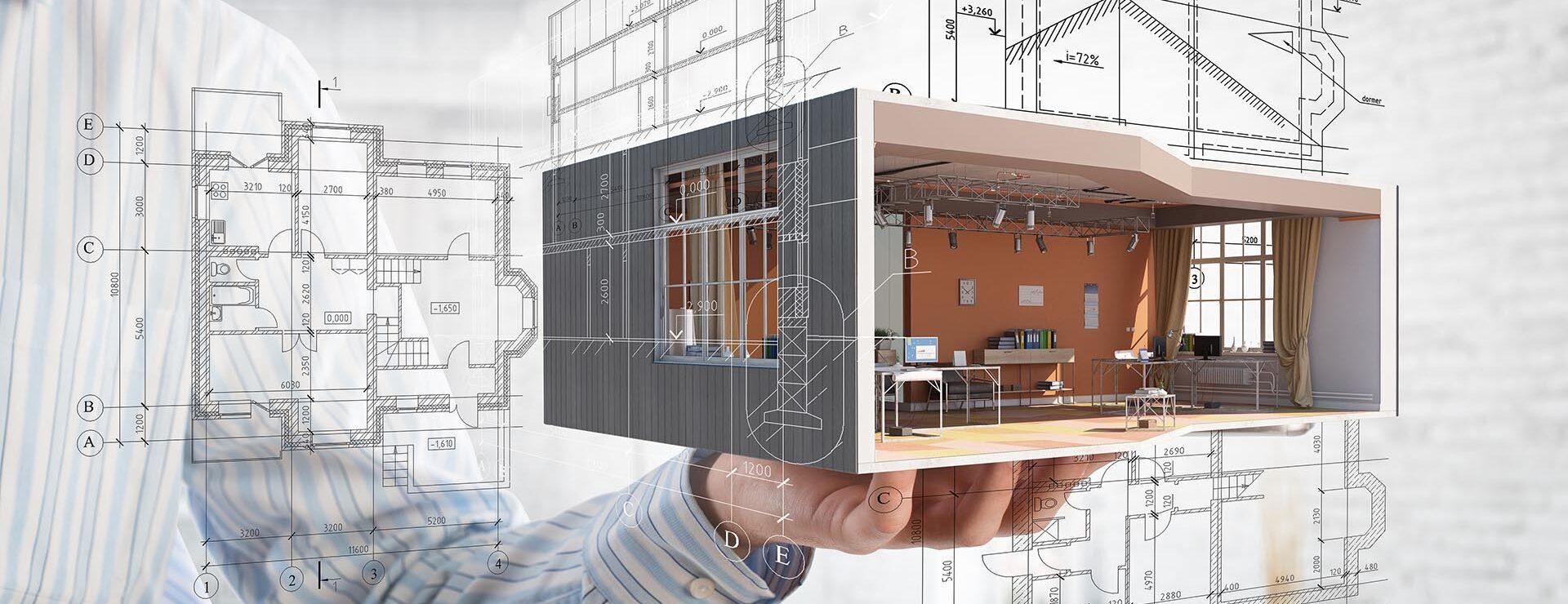 Проектирование объектов коммерческого и социального назначения